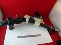 OLYMPUS JAPAN 0SM-4 10x/13 MICROSCOPE OPTICS METALLOGRAPH INSPECTION AS IS 87-14