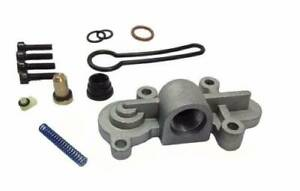 Blue Spring Fuel Pressure Regulator For 2003-2007 Ford 6.0L Powerstroke
