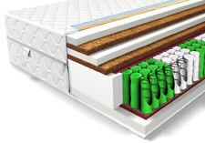 MATRATZE Strong Med 160x200 Taschenfederkern 7 Zonen Kokos Komfortschaum