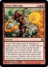 MTG: Titan's Revenge - Red Rare - Morningtide - MOR - Magic Card