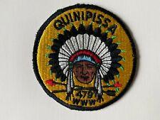 Quinipissa Lodge 479 Round Patch