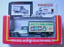HARTOY Winn-Dixie Lovett's Food Stores Archives Collection DieCast Truck No 3