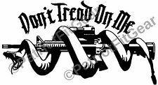 Dont Tread On Me,Snake,Molon Labe,2nd Amendment,Come and take them,Vinyl Decal