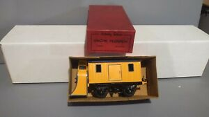 Hornby by Meccano O Gauge Snow Plow Blower Mint