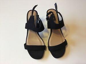 Ladies Shoes  Size UK 4 EU 37 USA 6 Primark Wide Fit Black