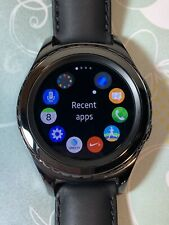 Samsung Gear S2 Classic SM-R735A Stainless with Leather Band
