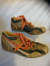 Mens size 9 Replay Active Trainers Brown