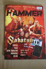 Metal Hammer 9/2016 Sabaton, Dark Funeral, Alter Bridge, Tarja, Dream Theater