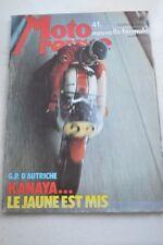MOTO REVUE 2219 GUZZI 850 T3 HARLEY DAVIDSON SS 250 HONDA 125 Bials 1975