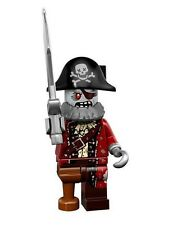 LEGO ZOMBIE PIRATE COLLECTIBLE MINIFIGURE MONSTER SERIES NEW 71010