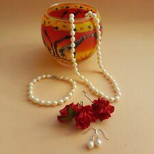 ca8b02bd799b Collar de joyería con perlas natural perla | Compra online en eBay