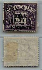 BMA ERITREA - 1948 - U - Segnatasse 30 cent su 3 p soprastampato (4)