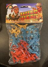 Billy V Toys  IMEX Wild West Native Americans Collectible Plastic Soldiers 42001