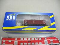 AI34-0,5# Ree H0/DC WB-284 Güterwagen Tombereau 81-68-27 Omp DR NEM, NEUW+OVP