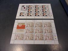 Malta 885-886 Kleinbogen Satz  CEPT 1992 postfrisch (C191)
