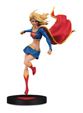 DC Comics Designer Supergirl by Michael Turner Statue Figure Dc Collectibles NEW