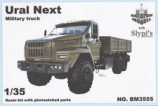 bm3555/ Balaton Modell - Russischer LKW - URAL Next - Resin - 1/35