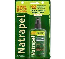Adventure Medical Kits Natrapel 3.4oz Pump Spray Picaridin Insect Repellent