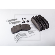 PE Automotive Bremsbelagsatz Scheibenbremse