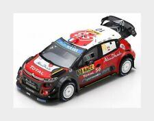 Citroen C3 Wrc #10 Winner Rally Cataslogne 2018 S.Loeb D.Elena SPARK 1:43 S5973