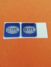 HELLA Spotlamp / Foglamp Foil Stickers decals VW Audi BMW Mercedes Volkswagen