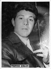 B70745 Frankie Avalon actors acteurs Romania