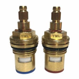 DAMIXA Replacement ceramic disc tap valves cartridges compatible 13297 13298
