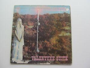 COLOSSEUM  ORIG 1969 U.K. VERTIGO LP  VALENTYNE SUITE 1ST PRESS VERTIGO  847 900
