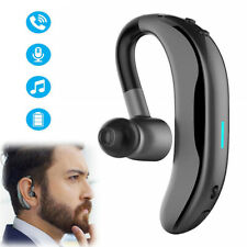 Noise Cancelling Bluetooth Headset Wireless Stereo Earbud Noise Isolation Micro