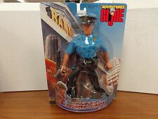 "Adventures of GI Joe Trouble at Prosperity Bank Police Officer 12"" 1/6th  T30"