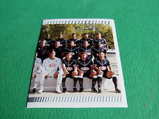 N°29 EQUIPE TEAM PART 2 GIRONDINS BORDEAUX PANINI FOOT 2009 FOOTBALL 2008-2009