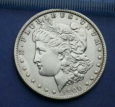 U.S.A 1900-o  Silver Morgan Dollar