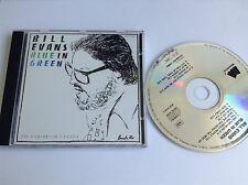Bill Evans - Blue in Green [Milestone] (Live Recording, 1993) RARE MINT CD FAST