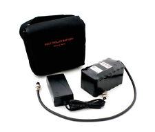 12v 14ah Caddy-Golf Lithium Batterie pour électrique trolley sac/ladeg 1,5kg