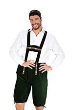 Widmann 37313 Costume Bavarese L Pantaloni con Bretelle