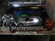 TRANSFORMERS ROTF HUMAN ALLIANCE SIDESWIPE MISB ORIGINAL HASBRO
