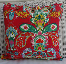 BRIGHT BEAUTIFUL CUSHION COVER 'FRIDA' SCATTER CUSHION COVER, THROW COVER