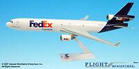 FedEx Federal Express McDonell Douglas MD-11 1:200 FlugzeugModell NEU MD11