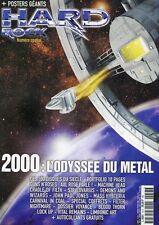 Hard Rock #53 -2000 : L'ODYSSE du METAL- Les 100 disques du siècle, portfolio...