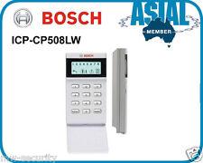BOSCH ALARM LCD ICON Keypad ICP‑CP508LW for Bosch Alarm Solution 880 844