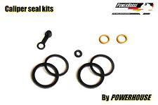 Aprilia RS 125 06-12 rear brake caliper seal repair kit set 2010 2011 2012