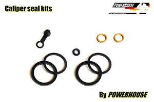 Aprilia RS 125 06-12 rear brake caliper seal repair kit set 2006 2007 2008 2009