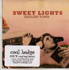 (CM369) Sweet Lights, Endless Town - 2011 DJ CD