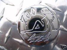 Billet mudflap girl shift knob Yamaha Grizzly 700