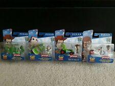 Toy Story Minis - Woody, Buzz Lightyear, Duke, & Sarge - Full set - New & Sealed