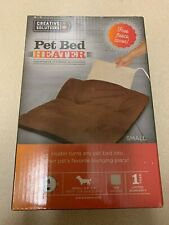 KH Manufacturing Creative Solutions Pet Bed Heater Small New