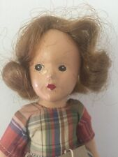 "Vintage 1930's  Madame Alexander Composition 9"" Little Betty Doll"
