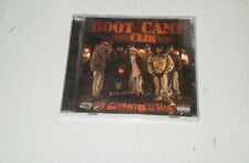BOOT CAMP CLIK - CASUALTIES OF WAR - CD 2007 DUCK PWN RECORDS MADE IN U.S.A. -