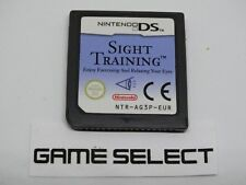 SIGHT TRAINING NINTENDO DS DSi 2DS 3DS NDS PAL EU EUR ITA ITALIANO ORIGINALE