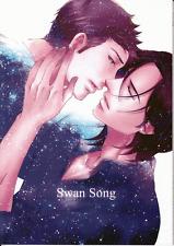 Supernatural BL Doujinshi Dojinshi Fan Comic Weekend Sam x Dean Swan Song